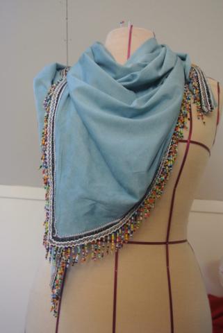 Ibiza-style sjaal