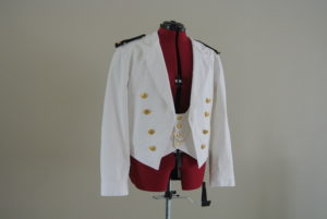 Dress uniform jacket