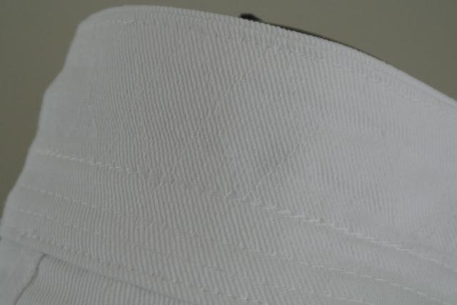 Dress uniform jacket - neckline detail